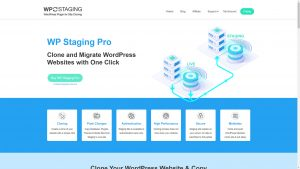 Download WP Staging Pro