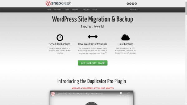 Download Duplicator Pro GPL License