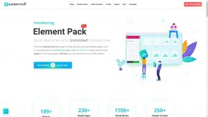 Download Element Pack GPL